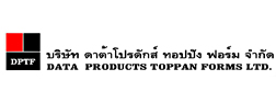 Data Products Toppan Forms Ltd.